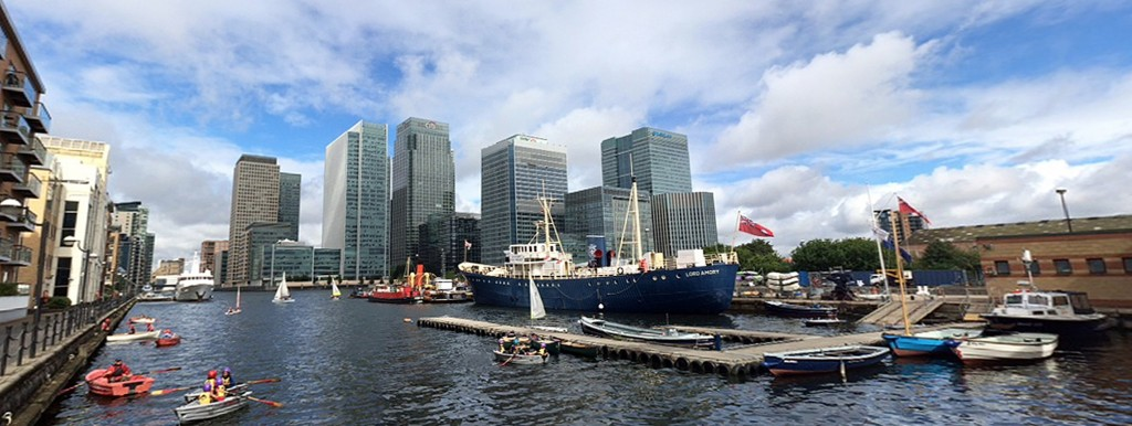 3 London Docklands